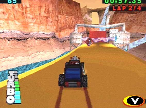 Hot Wheels - Turbo Racing [U] ISO < PSX ISOs | Emuparadise